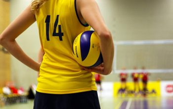 Volleyball Tournament – Final Match
