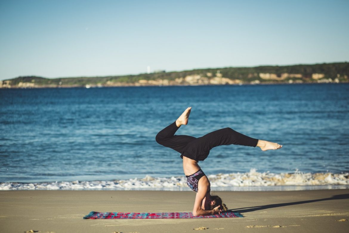 World therapy day – Do yoga and be fit.
