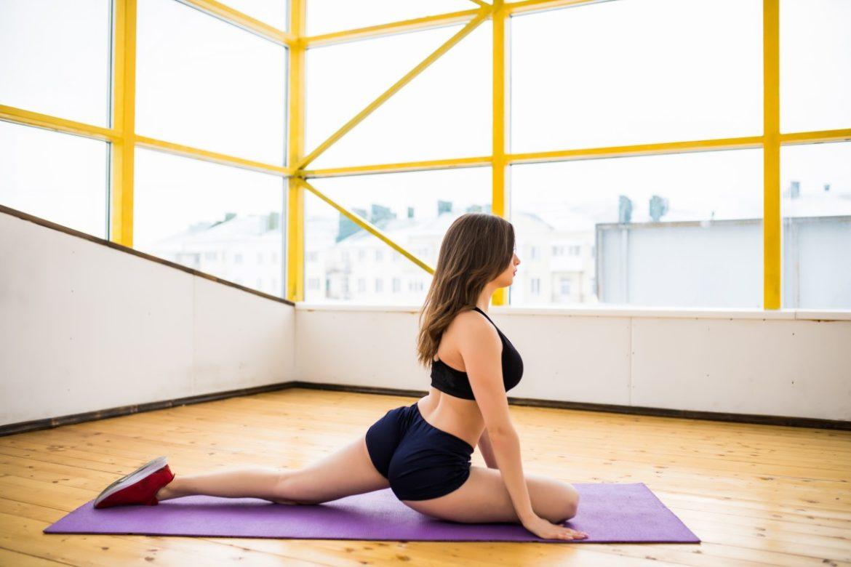 Yoga Mum – Will you make me fit mum?